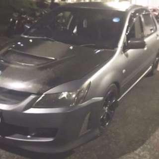 Mitsubishi GLX 1.6M for Rent/COI