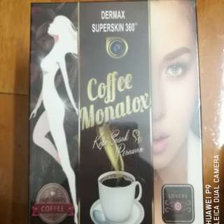Coffee Monatox Dermax Superskin