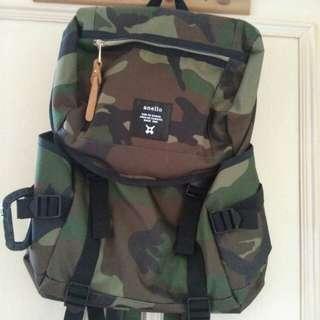 Anello Backpack (camo design)