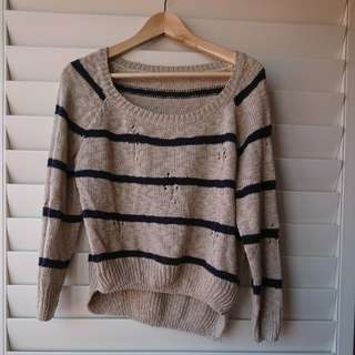 Holey cute knit