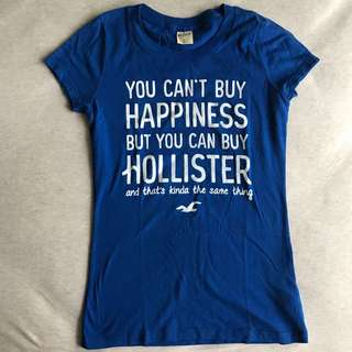 Hollister 短袖 上衣