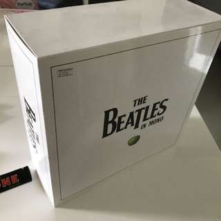 Beatles boxser