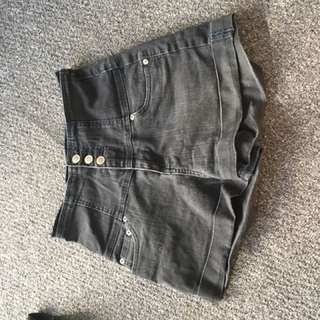 Valley girl high waisted (8) shorts