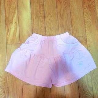 🚚 粉色褲裙 #我的女裝可超取
