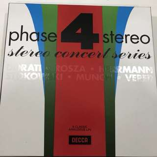 Phase 4 stereo
