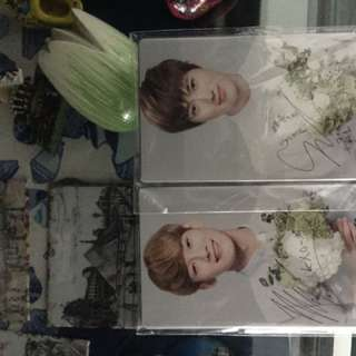 Exo cards x2