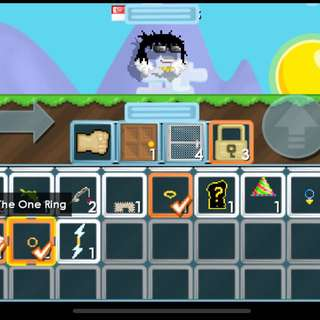 Selling Growtopia Zeus Account