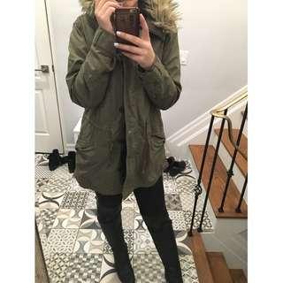 Ladies Gap Military Jacket