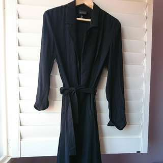 Light long blazer