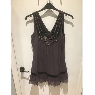 Nine West Silk Dress