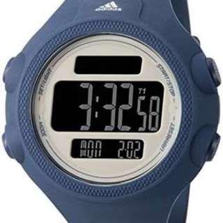 Blue Adidas Performance Questra watch
