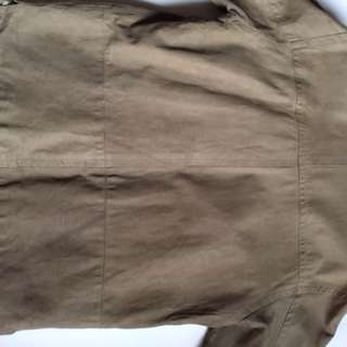 Original Camel collection leather jacket from Germany free size. NP euro 350.