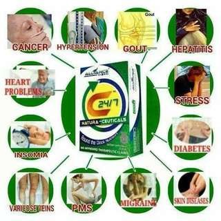 C24/7 Food supplement 100% organic