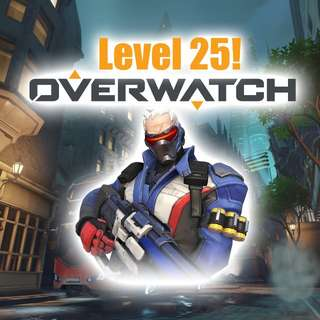 Overwatch Levelling