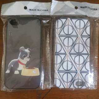iPhone 5, iPhone 5s, iPhone SE Cases for 50 pesos each