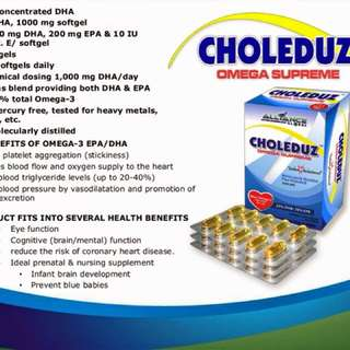 Choleduz Food Supplement ( Organic )