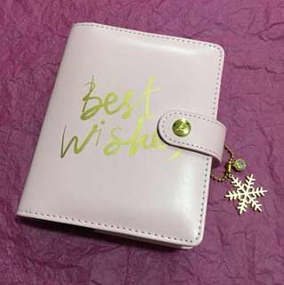 LoveDoki - Best Wishes : A7 Pocket Planner (Kikki K alternative)