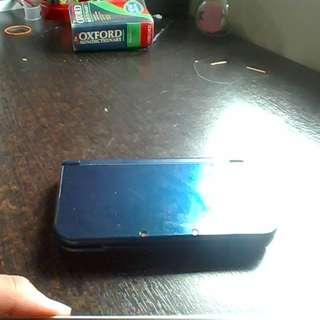 New 3DS XL Modded