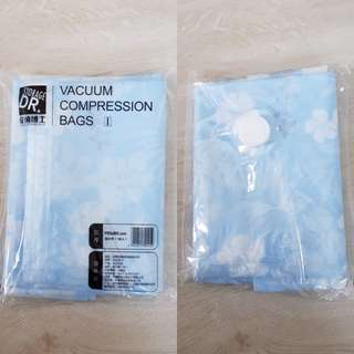 Vacuum compression bag XL size