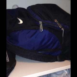 Nike Bag•Navy•Black