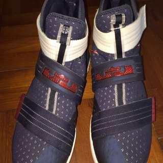 LeBron Soldier Ten Nike basketball shoes 籃球鞋