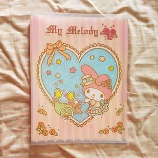 Clear file My Melody