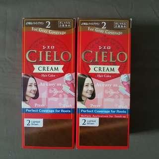 CIELO Hair Colour Dye Cream