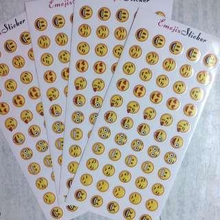Emoji貼紙