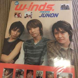w-inds. meets JUNON