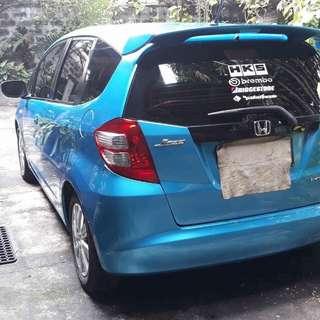 Honda jazz 2009