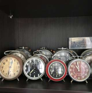 Vintage / Antique clocks part 2