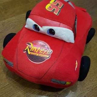 McQueen plush toy