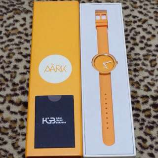AARK Orange Watch