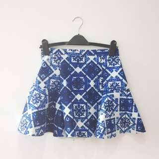 Cotton On Printed Skirt