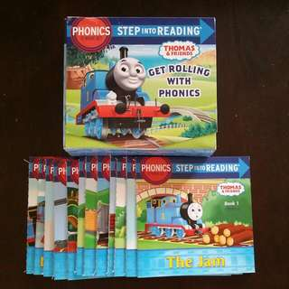Thomas & Friends (Step Into Reading Phonics)