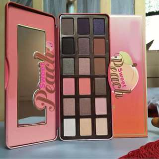 [SWAPS ONLY] Too Faced Eye Pallet's | 4 Different Types