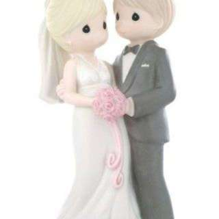 """Precious Moments ® """"We Join Hands And Hearts"""" Figurine"""