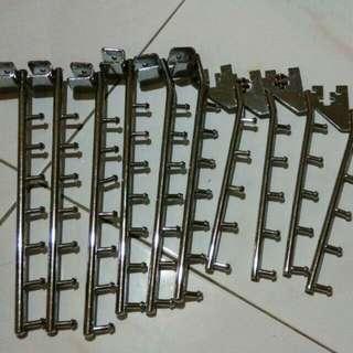 Stainless steel hanger