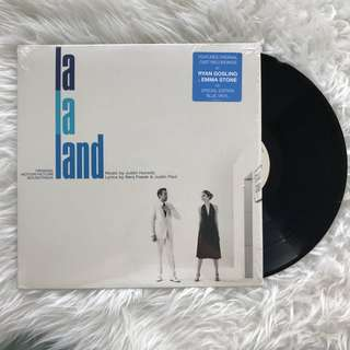 La la land Soundtrack OST Vinyl