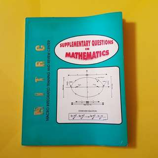 Mathematics Reviewer for ECE board exam