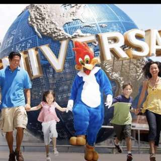 Universal studio tickets for sale