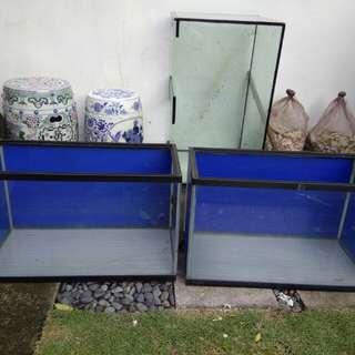 Fish tank  & pump for sale