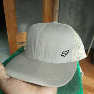 Trucker hat fox riders original