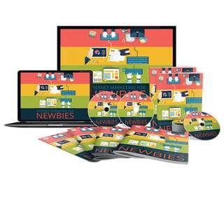 Internet Marketing For Newbies [Videos & eBook]