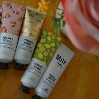 Pretty Skin Perfumed Hand Cream 30ml
