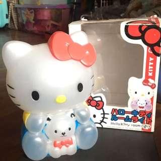 Hello kitty Lamp/Coinbank