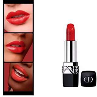 BRAND NEW ROUGE DIOR 080 RED SMILE