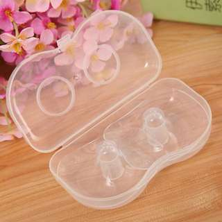VCoool Silicone Breast Shields Nipple Protectors