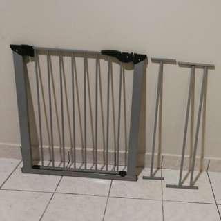 My dear safety gate