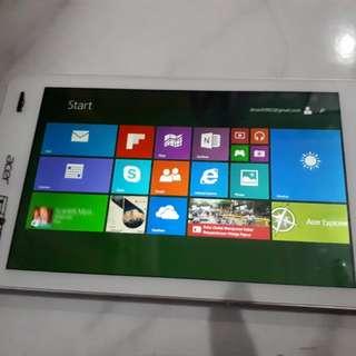 Acer Windows tab 8.1
